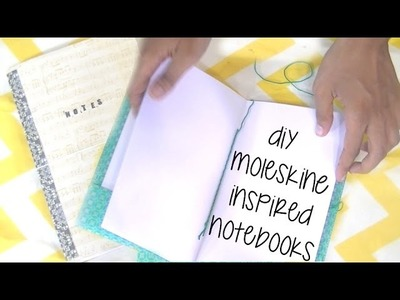 DIY Mini Notebook | SugarStilettosStyle