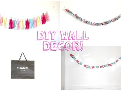 DIY wall Decor! ♡