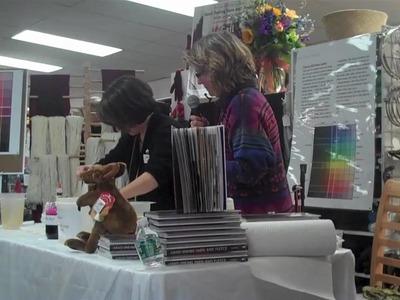 Hand Dyeing Yarn and Fleece with Gail Callahan
