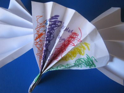 How to Make a Paper Fan
