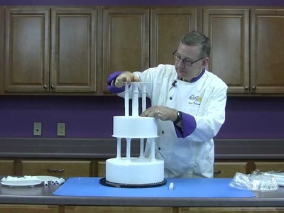How to use The Bakery Crafts SPS Tier System by Chef Alan Tetreault of Global Sugar Art