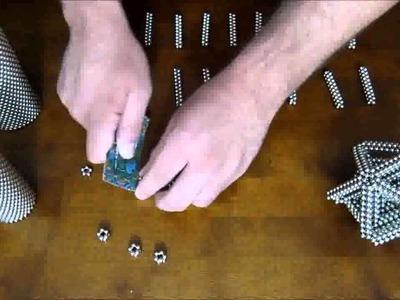 Magic Magnet Magnetic DIY Balls Sphere Neodymium Cube Neocube