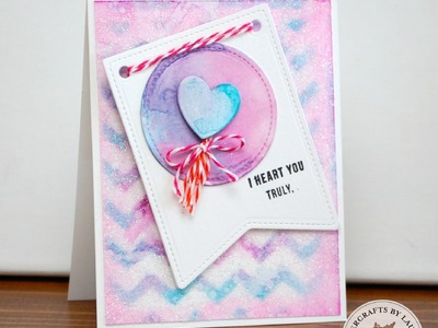 Stretch Your Dies, Glass Bead Glitter Gel, Distress Inks + More