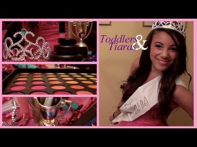Toddlers And Tiaras Makeup, Hair & Costume DIY