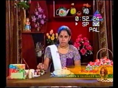 Valkannadi -Kids wear- Free hand work