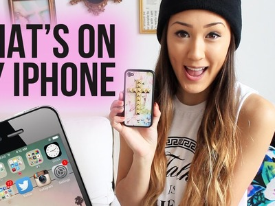 What's On My iPhone & How I Edit Instagram Pictures | LaurDIY