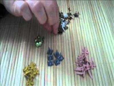 ASMR Sounds: Scrapbooking Embellishments (Part 1 of 3)