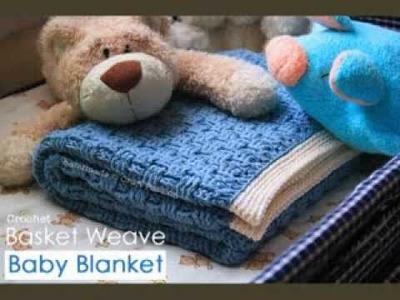 Baby Boy Crochet Blanket Patterns Free