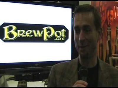 Brewpot.com interviews Greg Koch CEO of Stone Brewing Company