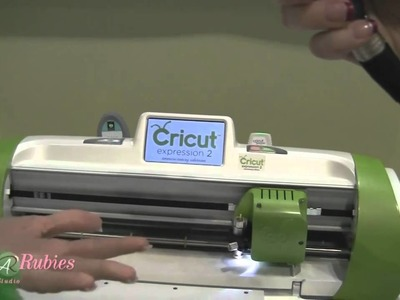 Cricut Expression 2 Anniversary Edition from Provo Craft CHA Jinger Adams