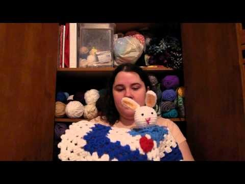 Crochet Update 11.19.2014 Holiday Hats, Mouse Booties, Alice in Wonderland Crochet