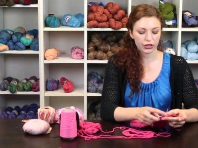 Crocheted Bra Top Instructions : Crochet Lessons