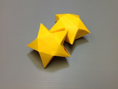 Daily Origami: 927 - Star Box