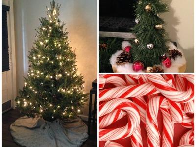 DIY: Christmas Decorations & Centerpieces