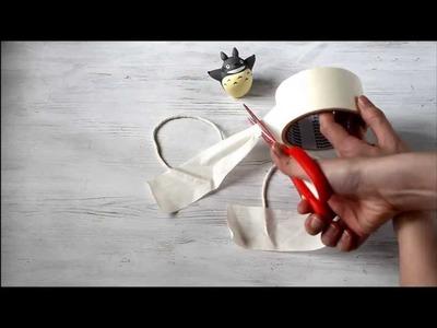 DIY gift paper bag