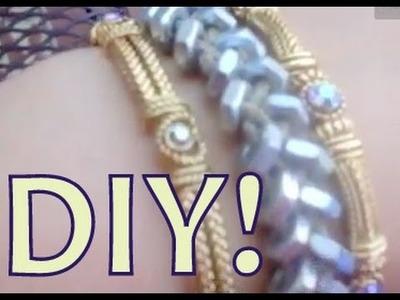 DIY: HexNut Bracelet