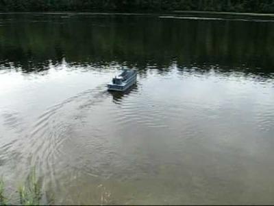 Homemade RC Landing craft tank (Part 1)