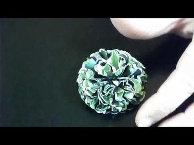 How to create Carnation Paper Flowers