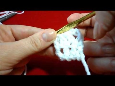 How to Crochet a Ring Bearer Pillow