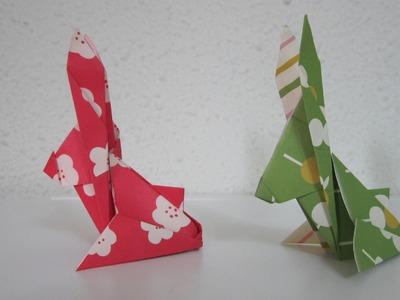 INTRODUCTION - Origami Rabbit