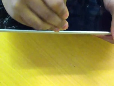 IPAD Glass Digitizer Screen Replacement Repair Tutorial DIY pt.1