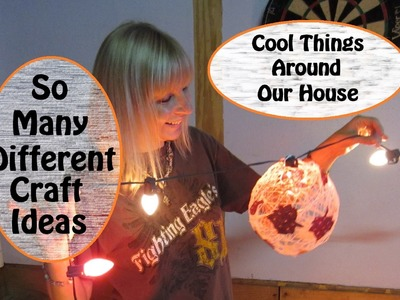 Lots of Craft Ideas - Our YouTube Anniversary Video