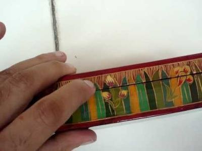 Paper Mache Box,Paper Mache Gift Items