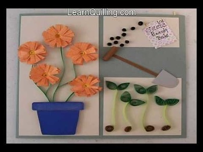 Paper Quilling Designs for Beginners