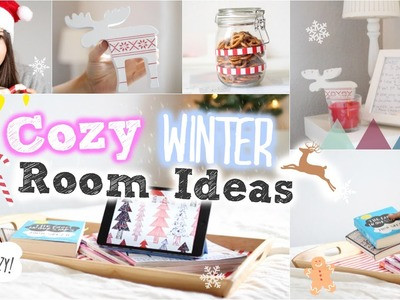 Cozy DIY Winter Room Ideas