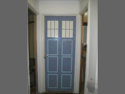 Doctor Who Tardis Door DIY Guide Coming Soon
