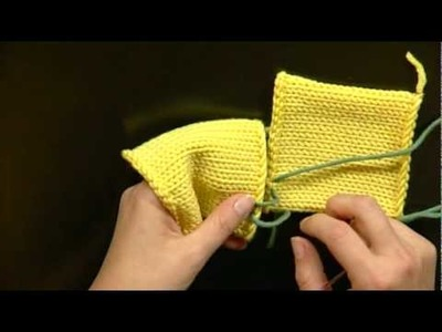 Getting Started Knitting Workshop: Seaming Primer