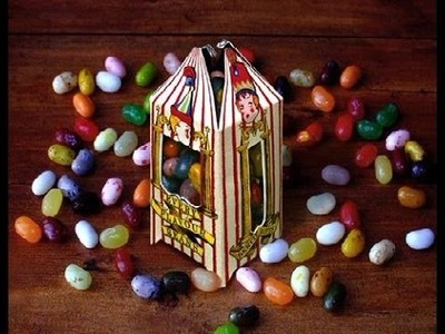 Harry Potter Crafts-Bertie Botts Every Flavour Beans
