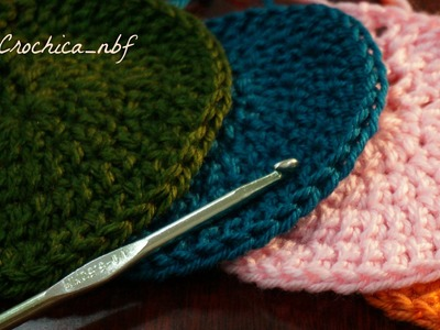 How to crochet a circle for beginners