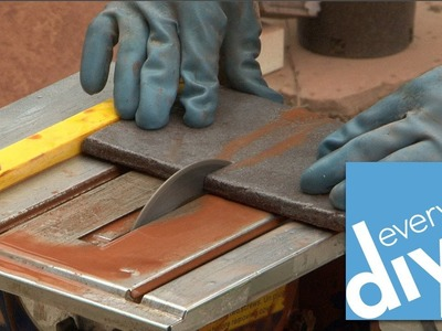 How to Install Bathroom Tile -- Buildipedia DIY