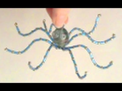How to Make a Beaded Octopus