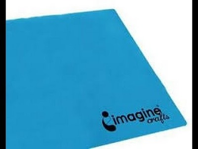 Imagine Crafts Craft Mat Review & Demo