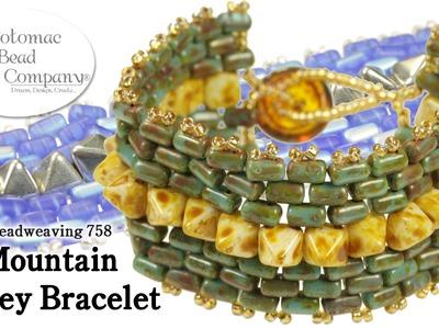 "Make a "" Mountain Valley "" Bracelet"