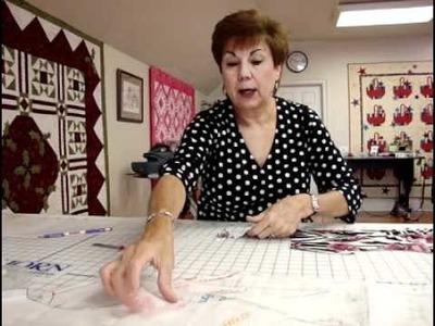 Part 1.  How I Finish Knit V-Neckline