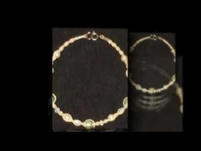 Pearl Beads Macrame Bracelet
