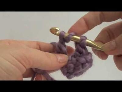 Punto Alto Doble. Triple (Treble) Crochet