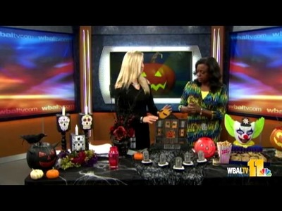 Staying in? Perfect time for DIY Halloween projects