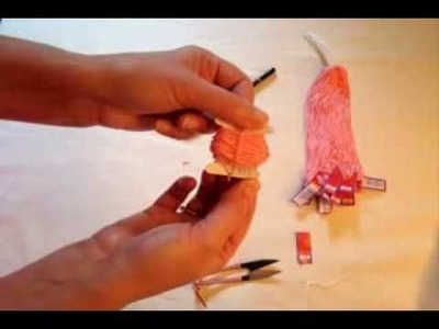 1 - Bunka Embroidery Lesson -  Winding the Thread - BunkaCraft Embroidery