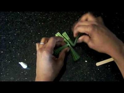 Another scrapbooking flower tutorial