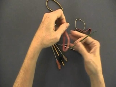 Crochet Faster with Less Tension Using Rubber Bands on Crochet Hooks 0057