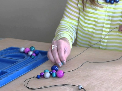 "DIY Jewelry Tutorial: Disney's ""Frozen"" Anna Inspired Chunky Necklace"