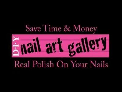 DIY Nail Art Gallery   Konad Demo