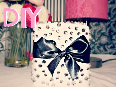 DIY Room Decor- Cute Tissue Box
