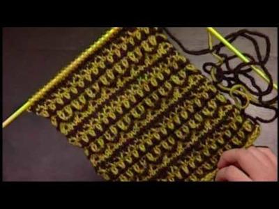 Fallen Leaves Knit-Along Pt. 2 on Knitting Daily TV (#502)