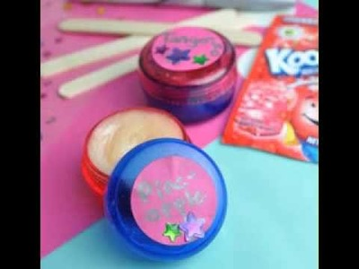 Homemade craft ideas for kids