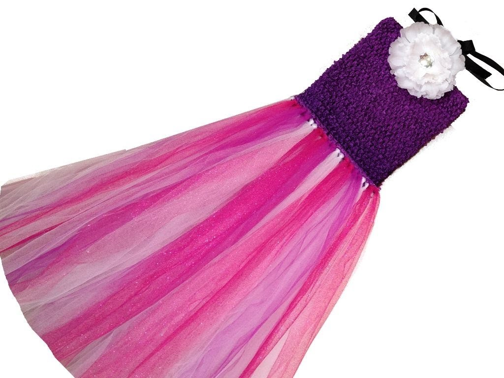 How To Make An Easy Custom Crochet Tutu Dress